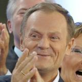 Poland's Tusk named EU president, Italy's Mogherini to head diplomacy