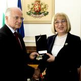 Bulgaria parliament chair meets with Croatia counterpart