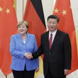Xinhua: Xi meets Merkel, calls for higher-level China-Germany ties