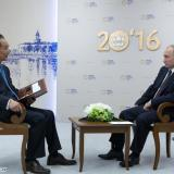 Putin eyes closer partnership with China