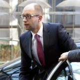 Yatsenyuk to Discuss Financial Coverage of Gas Supplies With Merkel, Biden