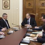 President Rumen Radev urges parties towards responsible and constructive attitude at National Assembly and uniting on important topics for society