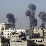 Gaza 12-hour humanitarian truce enters into force