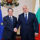 PM Boyko Borissov: Cyprus is among the leading investors in Bulgaria, we need to look for more opportunities to increase trade