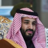 Picture: AFPSaudi Arabia's crown prince Mohammed bin Salman details plans for new city