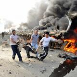 Air raid kills 21 at Syria market: monitor