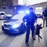 Belgian police arrest four, find 'traces' of terror attack plot