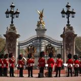 Policeman held after ammo found in Buckingham Palace lockers