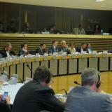 Deputy Mayor of Sofia Municipality took part in a round table discussion on energy efficiency in Brussels