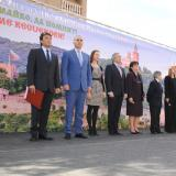 CEDB deputy chairman takes part in the events for Bulgaria's National Holiday - March 3 in Valencia