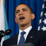 Obama signals no immediate Syria strikes, says no US strategy yet