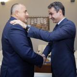 Picture: Правителствена информационна службаKathimerini: Mitsotakis to meet with Zaev, Borisov in Thessaloniki on Thursday
