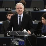 Picture: AFPEkathimerini: Avramopoulos tells Skai he's open to Novartis probe, 'justice will speak'