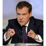 TASS: Medvedev discusses situation in Armenia with its acting prime minister