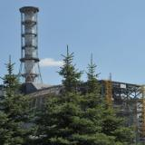 UNIAN: Forest fire spreading towards Chernobyl NPP