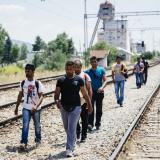 Europe in new migrant standoff as figures show scale of crisis: AFP