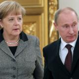 The Moscow Times: Putin Seeks Common Cause With Merkel Over Trump