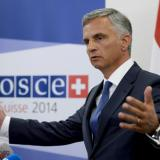 OSCE chief urges Ukraine contact group to resume Minsk talks as soon as possible