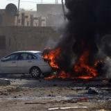 Suicide bomber kills 12 at crowded Iraq checkpoint