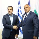 PM Boyko Borissov: Gas interconnector between Bulgaria and Greece to play key role for the whole region and Europe