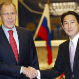 Russian, Japanese top diplomats discuss North Korea's rocket launch