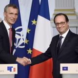 TASS: France takes stand in favour of NATO enlargement temporarily ceasing