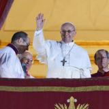 Pope urges Mexico leaders, bishops to tame drug mayhem