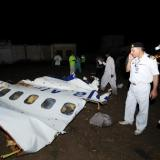 Wreckage of missing Algerian airliner found in Mali: AFP