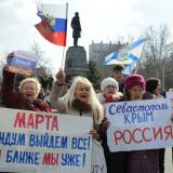 EU calls Crimea referendum 'illegal', to decide new sanctions