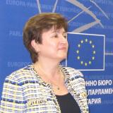 Picture: Focus Information AgencyBulgaria's EU Commissioner Georgieva visited flood-stricken Miziya (ROUNDUP)