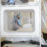 US nurse vows to fight Ebola quarantine rule