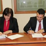Bulgarian and Macedonian socialist leaders sign partnership agreement