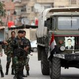Syrian forces enter rebel stronghold of Yabrud: army