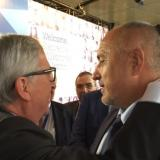 Bulgarian PM talks with EU Commission President Jean-Claude Juncker ahead of EPP Congress