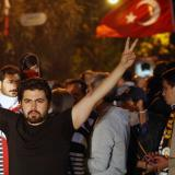 Around 40 children are arrested after protests in Ankara