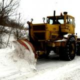 Road Agency: More than 1,100 machines cleared the primary roads last night, all passable in winter conditions