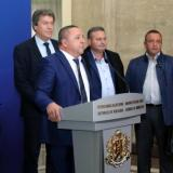Photo: Government Information ServiceChimes of small settlements satisfied with talks with Prime Minister Boyko Borisov, stop protesting