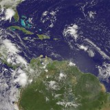 Tropical storm Erika drenches parched Cuba