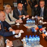 CEDB, Reformist Bloc hold meeting at Bulgaria's National Assembly (ROUNDUP)