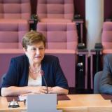 CSSR Georgieva: I promise to visit Bulgaria's Burgas at the first opportunity