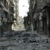 38 civilians dead in rebel, regime attacks in Syria's Aleppo
