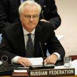 Vitaly Churkin calls canard announcement of Russia terminating diplomatic ties with Ukraine