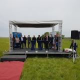 Picture: ЕСОESO officially starts construction of 400 kV internal power line between Maritsa East and Burgas
