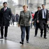 Picture: AFPAFP: Merkel party, Social Democrats reach 'breakthrough'