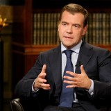 Medvedev: European security system now under threat