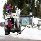 AGERPRES: Three Romanian nationals in hotel hit by avalanche in Italy, rescue ops underway