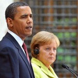 Merkel, Obama warn Russia of 'consequences' over Ukraine