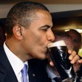 Next round's on U.S.; Obama to deliver on beer bet with Canada