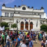 Protest rally of Bulgaria police officers on July 5 postponed: trade unionist