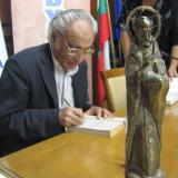 Anton Donchev winner of Bulgaria's Paisius of Hilendar Award for 2014